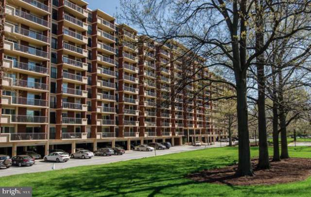 1300 Army Navy Drive #102, ARLINGTON, VA 22202 (#VAAR154270) :: Network Realty Group