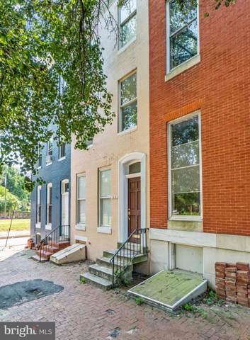 809 Hollins Street, BALTIMORE, MD 21201 (#MDBA482746) :: The Licata Group/Keller Williams Realty