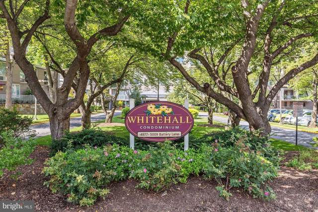 4977 Battery Lane 1-509, BETHESDA, MD 20814 (#MDMC677272) :: Colgan Real Estate