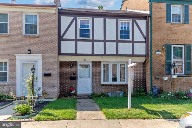 140 Gold Kettle Drive, GAITHERSBURG, MD 20878 (#MDMC677276) :: Tessier Real Estate