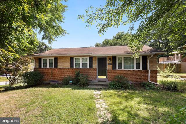 8011 Boundary Drive, DISTRICT HEIGHTS, MD 20747 (#MDPG542406) :: The Vashist Group