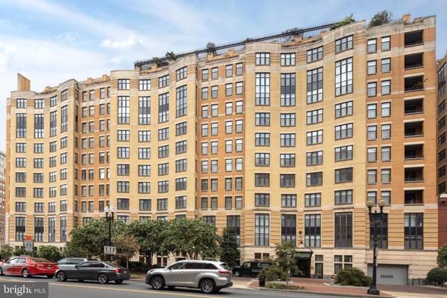 400 Massachusetts Avenue NW #1106, WASHINGTON, DC 20001 (#DCDC440848) :: The Maryland Group of Long & Foster