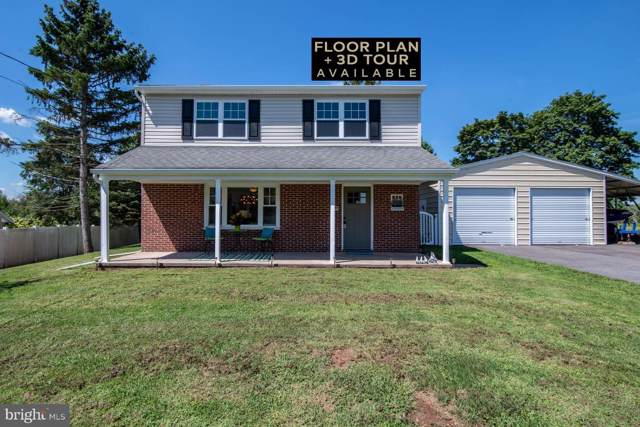 1090 Butter Road, DOVER, PA 17315 (#PAYK124414) :: Flinchbaugh & Associates