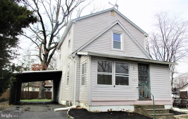 509 2ND Avenue, WOODBURY, NJ 08096 (#NJGL247294) :: Linda Dale Real Estate Experts