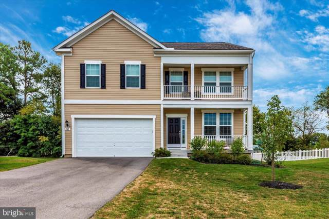 121 Ports Circle, WALKERSVILLE, MD 21793 (#MDFR252894) :: AJ Team Realty