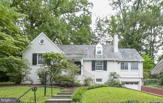 3204 Woodbine Street, CHEVY CHASE, MD 20815 (#MDMC677312) :: Bruce & Tanya and Associates
