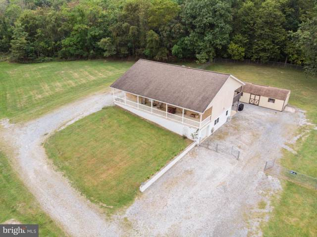 9736 Morning Glory Lane, HAGERSTOWN, MD 21740 (#MDWA167576) :: Advance Realty Bel Air, Inc