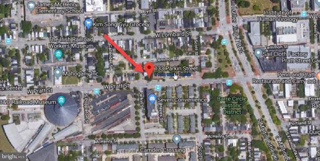 133 S Parkin Street, BALTIMORE, MD 21201 (#MDBA482822) :: City Smart Living