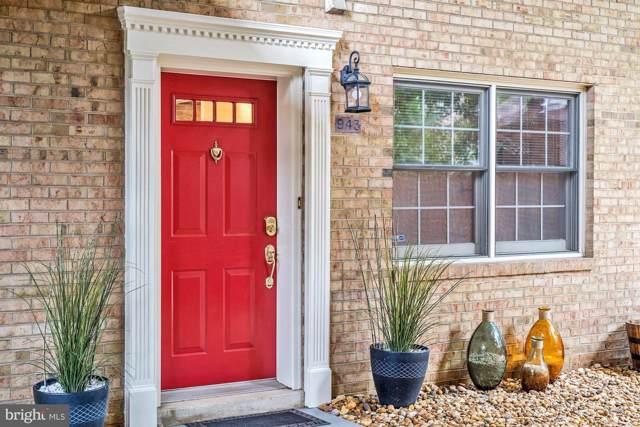 943 S Scott Street #1, ARLINGTON, VA 22204 (#VAAR154292) :: Bruce & Tanya and Associates