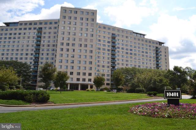 10401 Grosvenor Place #406, ROCKVILLE, MD 20852 (#MDMC677342) :: The Licata Group/Keller Williams Realty