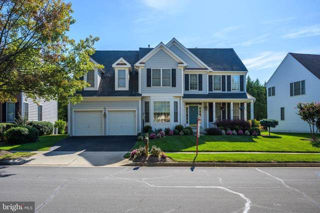 25868 Flintonbridge Drive, CHANTILLY, VA 20152 (#VALO394048) :: The Vashist Group