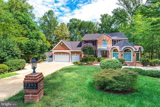 7395 Beechwood Drive, SPRINGFIELD, VA 22153 (#VAFX1087744) :: The Putnam Group