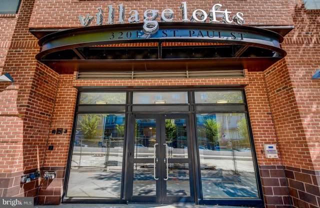 3201 Saint Paul Street #424, BALTIMORE, MD 21218 (#MDBA482884) :: The Licata Group/Keller Williams Realty