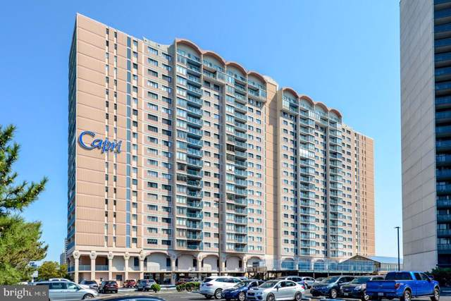 11000 Coastal Highway #1805, OCEAN CITY, MD 21842 (#MDWO108936) :: Gail Nyman Group