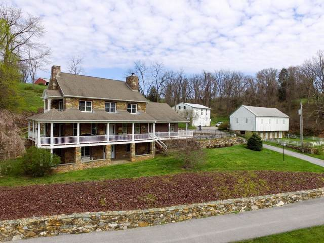 585 Lioners Creek Road, DALLASTOWN, PA 17313 (#PAYK124466) :: Flinchbaugh & Associates
