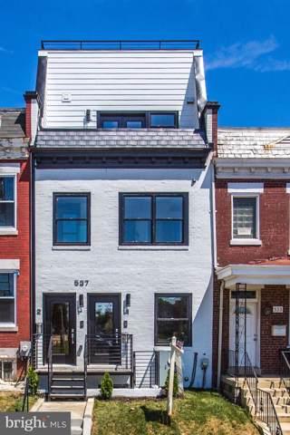 537 Gresham Place NW #1, WASHINGTON, DC 20001 (#DCDC441052) :: The Sky Group
