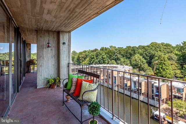 11400 Washington Plaza W #801, RESTON, VA 20190 (#VAFX1087864) :: AJ Team Realty