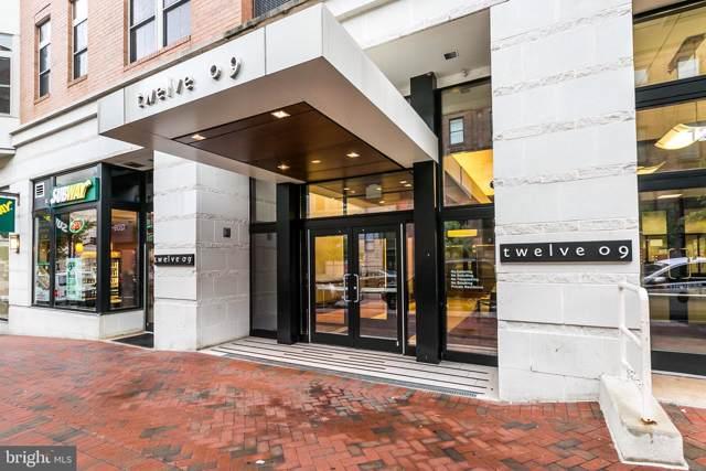1209 N Charles Street #104, BALTIMORE, MD 21201 (#MDBA482944) :: The Licata Group/Keller Williams Realty