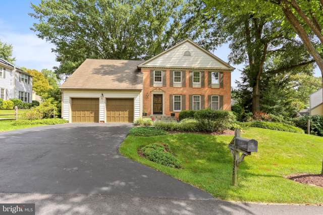 10025 Dellcastle Road, MONTGOMERY VILLAGE, MD 20886 (#MDMC677480) :: The Licata Group/Keller Williams Realty