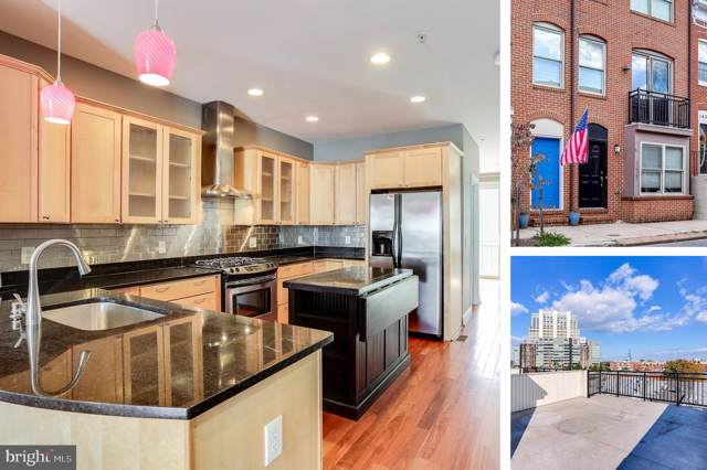 1421 Richardson Street, BALTIMORE, MD 21230 (#MDBA482956) :: The Dailey Group