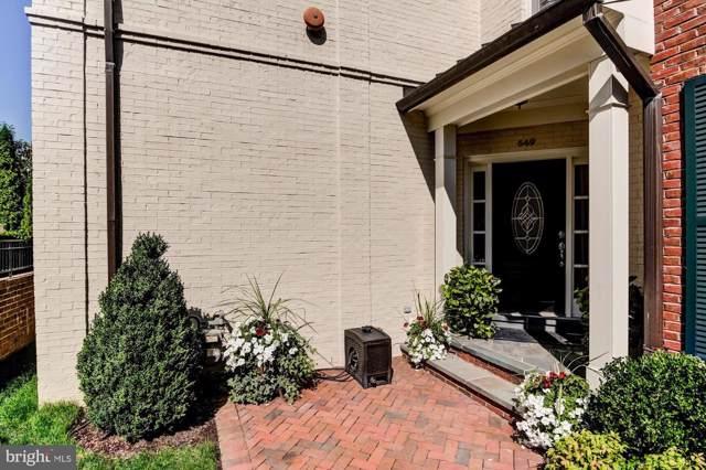 649 First Street #61, ALEXANDRIA, VA 22314 (#VAAX239420) :: The Licata Group/Keller Williams Realty