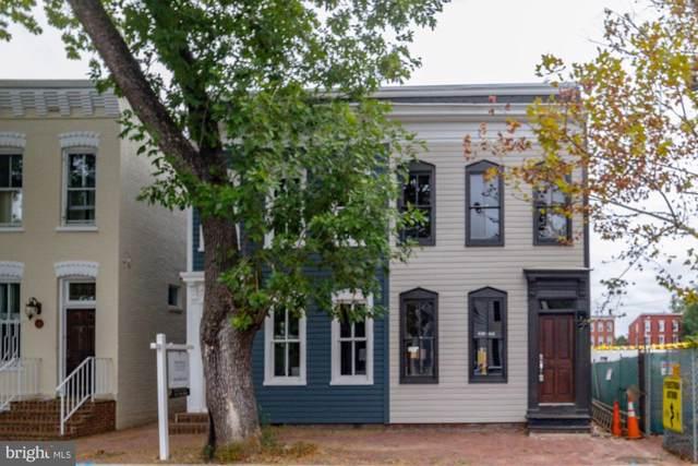 419 N Columbus Street, ALEXANDRIA, VA 22314 (#VAAX239426) :: Blackwell Real Estate