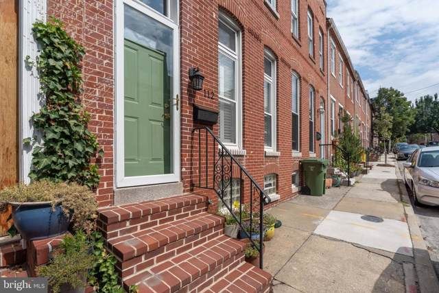 112 E Gittings Street, BALTIMORE, MD 21230 (#MDBA482998) :: AJ Team Realty