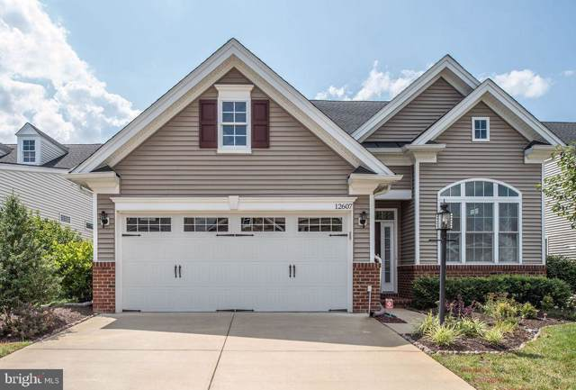 12607 Cannon Crest Drive, FREDERICKSBURG, VA 22407 (#VASP216000) :: RE/MAX Cornerstone Realty