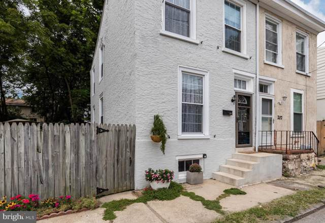 209 W Lafayette Street, WEST CHESTER, PA 19380 (#PACT488372) :: The Mark McGuire Team - Keller Williams