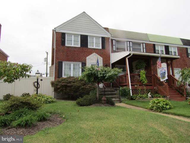 2313 Searles Road, BALTIMORE, MD 21222 (#MDBC471232) :: AJ Team Realty