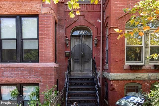 1503 12TH Street NW #2, WASHINGTON, DC 20005 (#DCDC441200) :: Eng Garcia Grant & Co.