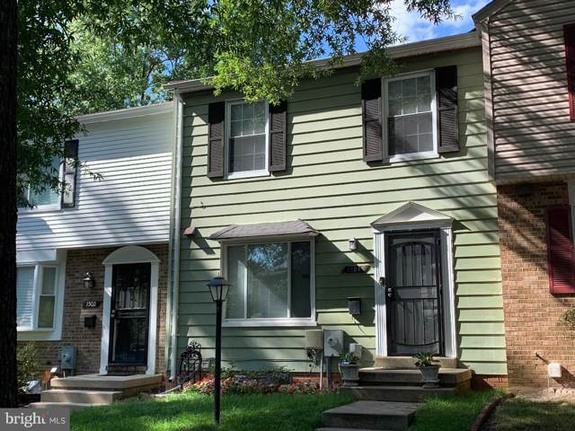1504 Forest Park Drive, DISTRICT HEIGHTS, MD 20747 (#MDPG542614) :: Homes to Heart Group