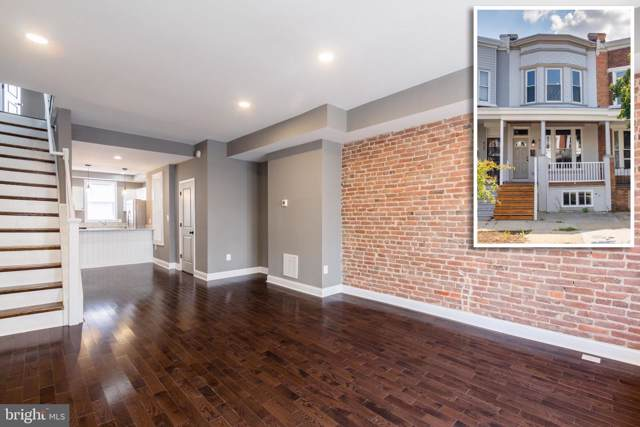 425 E 28TH Street, BALTIMORE, MD 21218 (#MDBA483020) :: The MD Home Team