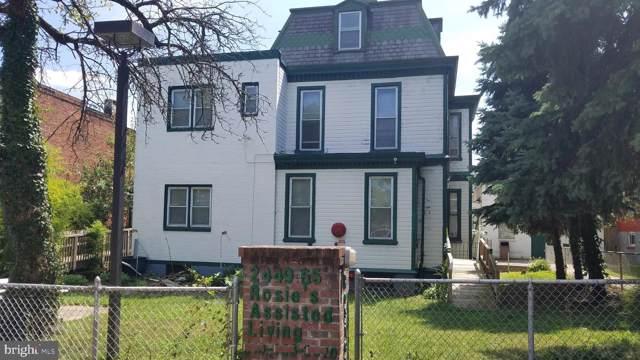 2449 Shirley Avenue, BALTIMORE, MD 21215 (#MDBA483030) :: The Miller Team