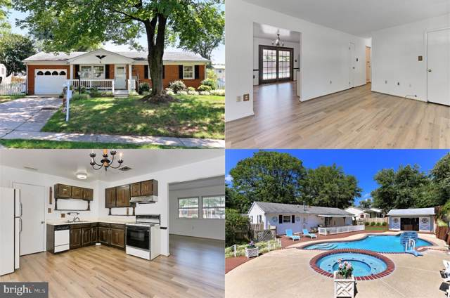 13325 Keystone Drive, WOODBRIDGE, VA 22193 (#VAPW478238) :: The Licata Group/Keller Williams Realty