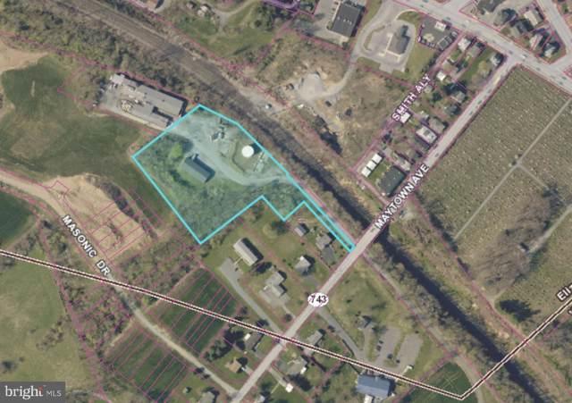 107 Maytown Avenue, ELIZABETHTOWN, PA 17022 (#PALA139624) :: The Joy Daniels Real Estate Group