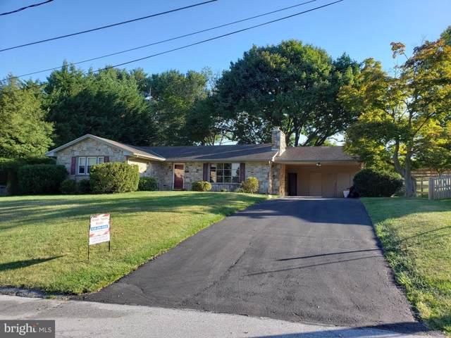 215 Rose Avenue, WESTMINSTER, MD 21157 (#MDCR191588) :: Viva the Life Properties