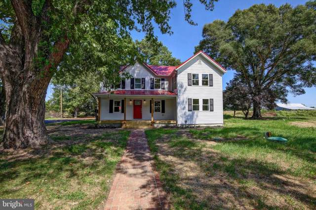 5825 Hallowing Point Road, PRINCE FREDERICK, MD 20678 (#MDCA172124) :: The Dailey Group