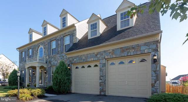 14425 Broadwinged Drive, GAINESVILLE, VA 20155 (#VAPW478256) :: The Licata Group/Keller Williams Realty