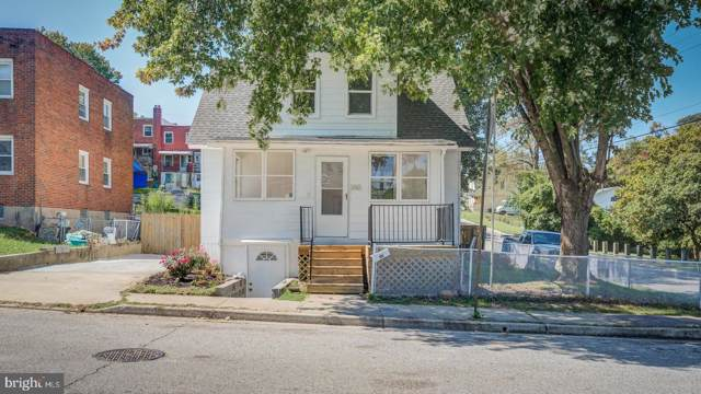1700 Wickes Avenue, BALTIMORE, MD 21230 (#MDBA483072) :: The Vashist Group