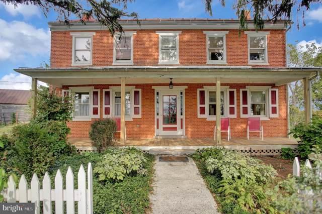 980 Waggoners Gap Road, CARLISLE, PA 17013 (#PACB117360) :: The Joy Daniels Real Estate Group