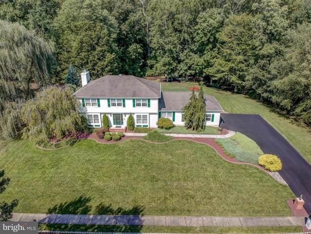 16 Timber Wolf Drive, HAMILTON, NJ 08620 (#NJME285222) :: Tessier Real Estate