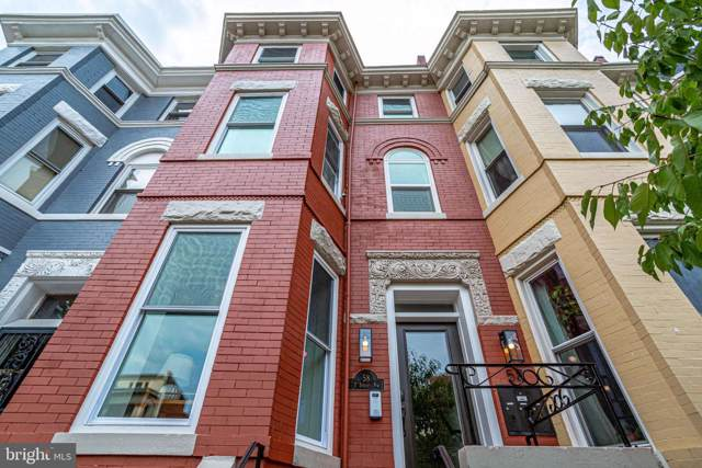 58 NW T Street NW #2, WASHINGTON, DC 20001 (#DCDC441308) :: Crossman & Co. Real Estate