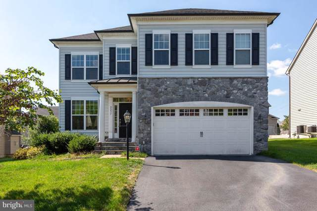 2237 Turnbuckle Lane, WOODBRIDGE, VA 22191 (#VAPW478274) :: Seleme Homes