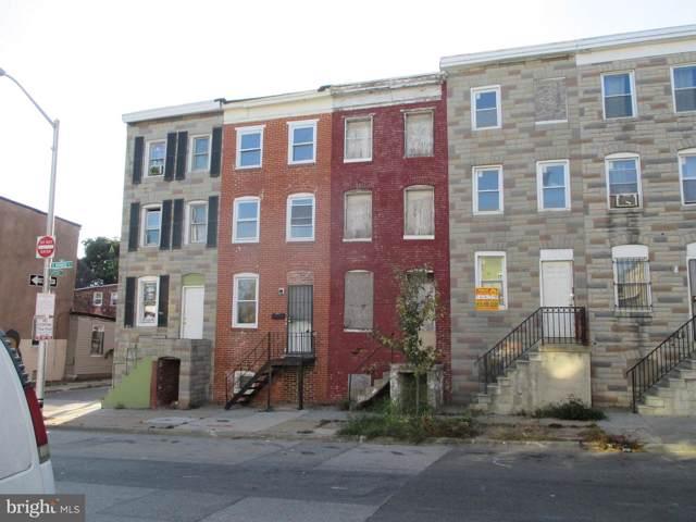 114 S Monroe Street, BALTIMORE, MD 21223 (#MDBA483102) :: Keller Williams Pat Hiban Real Estate Group
