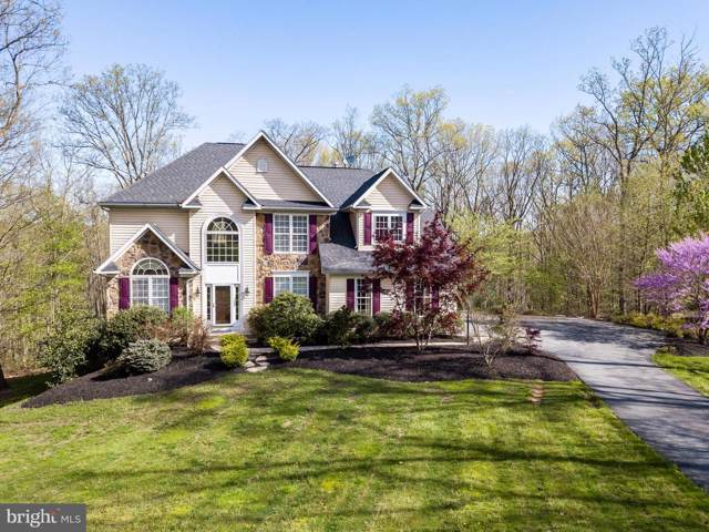 4 Copewood Court, MILLERS, MD 21102 (#MDBC471330) :: AJ Team Realty