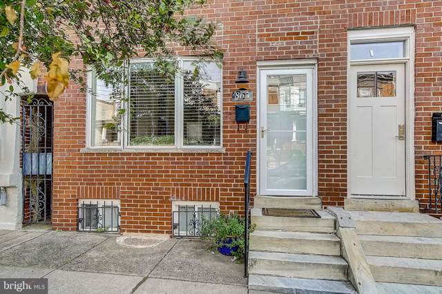 865 N 27TH Street, PHILADELPHIA, PA 19130 (#PAPH830998) :: Dougherty Group