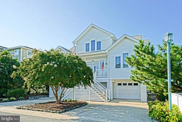 124 W Cape Shores Drive, LEWES, DE 19958 (#DESU147606) :: Barrows and Associates