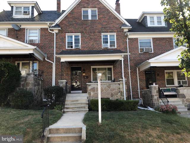 609 N Woodington Road, BALTIMORE, MD 21229 (#MDBA483122) :: The Licata Group/Keller Williams Realty