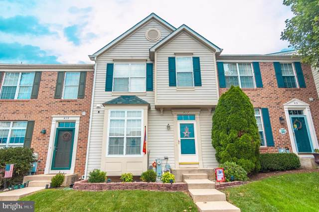 417 Amelanchier Court, BEL AIR, MD 21015 (#MDHR238440) :: Radiant Home Group